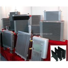 Гидравлические охладители масла с воздушным охлаждением
