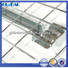 Sistema de almacenamiento de almacenamiento de malla de alambre / panel de malla de alambre