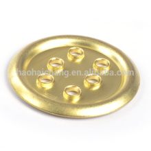 Water heater thermostat custom brass astm sa182 f316 flange