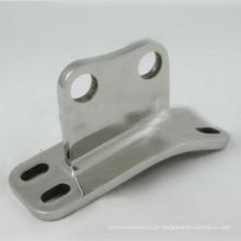 Encaixe superior da dobradiça-Bimini da plataforma / hardware marinho de aço inoxidável