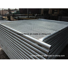 48mm Od. Heavy Duty Galvanized Temp Fence Panels