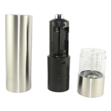 professional mini stainless steel pepper electronic weed grinder
