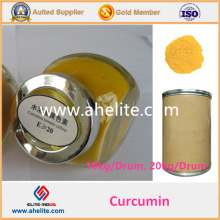 Extrato de raiz de cúrcuma em pó 95% Curcumina 10 20 Kg