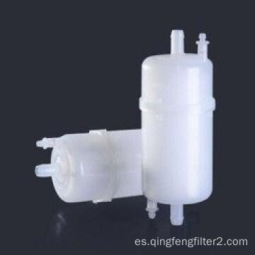 2.5 '' PES Capsule Filter desechable en laboratorio