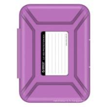 ORICO Premium Boîtier de disque dur anti-statique pour stockage HDD de 3,5 pouces (PHX-35)