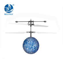Disco Ball Drone Auto-induction With Colorful Light(blue)