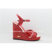 Newest Trendy Sexy High Heel Lady Sandal