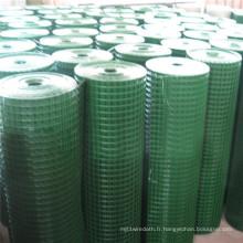 """Maille métallique en PVC PVC en 1/2 """"trou"""