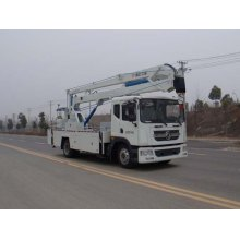 Dongfeng+22m+4x2+used+lifted+trucks+for+sale