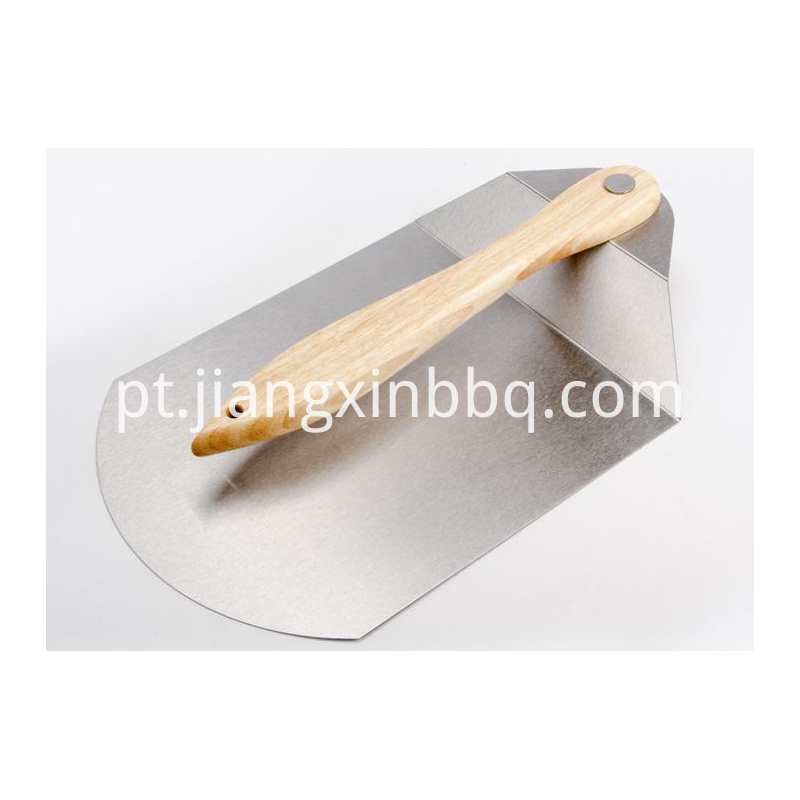 Detail Of Stainless Steel Foldable Pizza Peel
