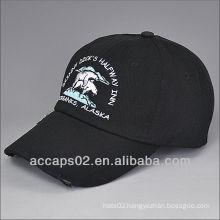 washed cotton baseball cap hat