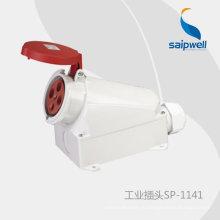 SAIP Промышленные IP44 Настенные электрические розетки на 16 ампер