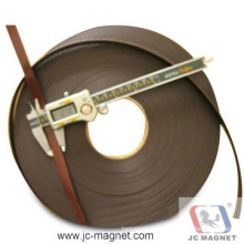 Imán de goma fuerte flexible flexible de la venta caliente