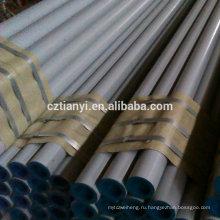 ASTM A106B углеродистая бесшовная стальная труба в Китае
