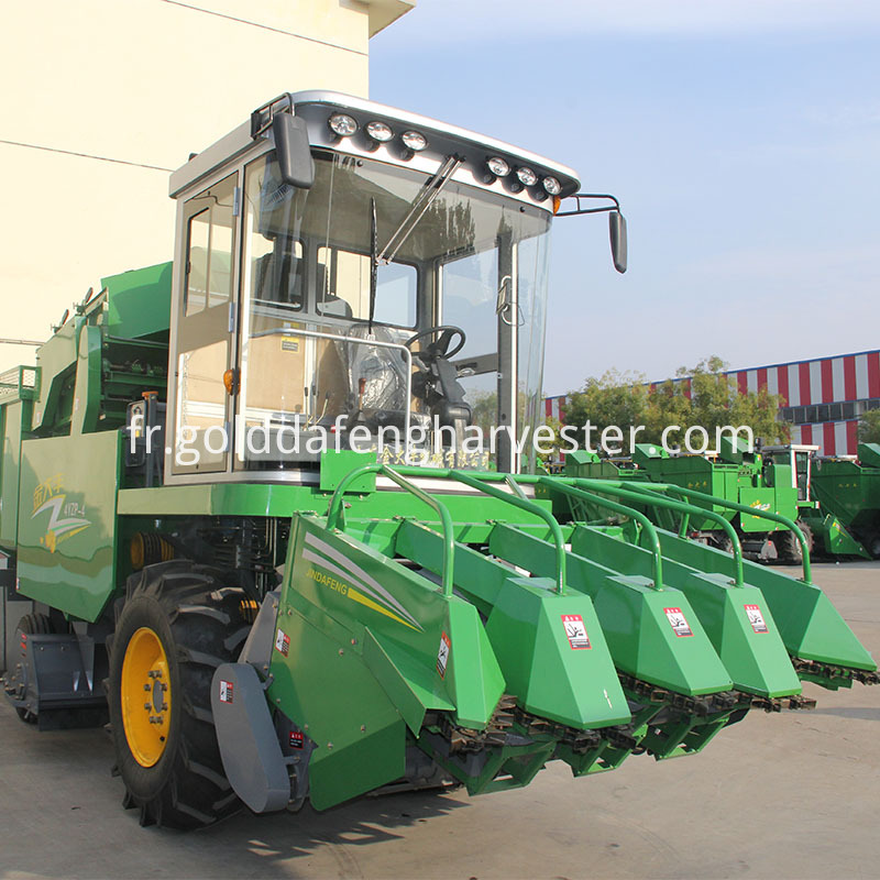 4 ROW SWEET CORN PICKER
