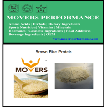 High Quality Hot Sell: Brown Rise Protein