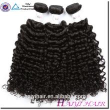 9A Malaysische Wasserwelle Malaysisches Lockiges Reines Haar 3 Bundles Malaysische Haarwebart Bundles 8-30 Zoll Großhandel 100 Menschenhaar