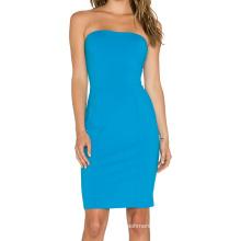 Women′s Shoulder off Waist Tight Dresses