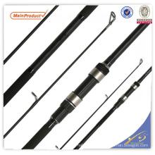CPR071 Top vente carpe tige nano carbone tige filature carpe tige carpe de pêche