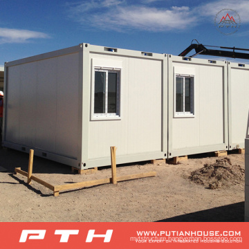 China Prefabricated Container House as Modular Home
