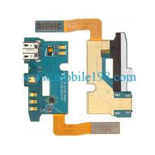 Reparación de piezas de carga Conector Flex Cable para Samsung Galaxy Note2 N7105