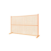 Weld Mesh Canada Temporary Fence