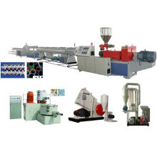 PVC Plastic Pipe Extrusion Machine Line