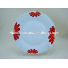 """Wholesale 8"""" kitchen plates porcelain ceramic plate"""