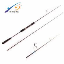 SJL005 Vara de pesca de carbono espaços em branco equipamentos de pesca luz jigging hastes