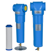 High Efficiency Compressed Air Filter System