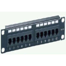 Cat5e U/UTP патч-панели типа