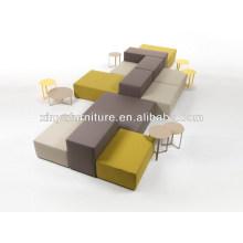 Eventing furniture receptional sofa XY0341