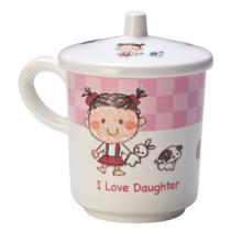 Melamine Children′s Mug (HF618S) 100%Melamineware