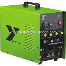 Inverter Pulse TIG/MMA welding machine HP-250