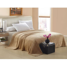 Home Textile Cobertor Hotel Fleece Blanket