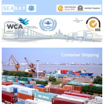 Seefracht / Seefracht / Seefracht Versand von Xiamen nach Felixstowe UK