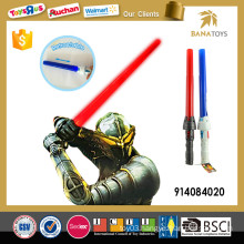 New style expandable laser sword with sound