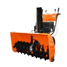 Tractor attachment snow removal plow shovel truck