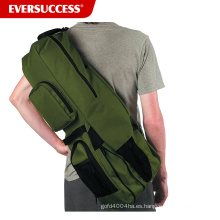 bolsa de yoga matpack, bolsillos para Yoga Block y Gear, mochila de yoga