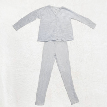 Серая пижама для дома
