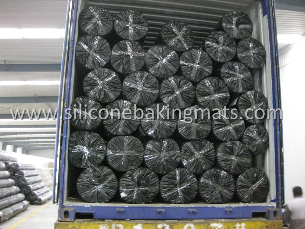 Road Reinforcement Fiber Glass Geogrid