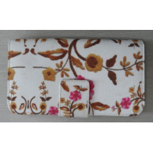 Hot Spring Fashion Canvas Print Wallet (NMDK-A15)