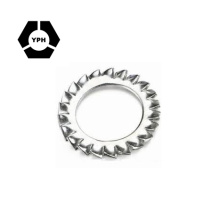 Steel Serrated Lock Washer DIN 6797 and 6798