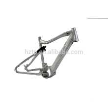 High quality Aluminum Alloy frame for full suspension electric fat tire mountain bikes