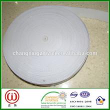 elastisches Band mit Kleber für die Tailleneinlage
