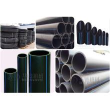 Máquina para fabricar tubos de plástico PE HDPE PPR