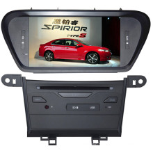 """8 """"pour Honda Spiri ou lecteur multimédia de voiture avec Bt / GPS / DVD / CD / MP3 / MP4 / Radio (TS8627)"""