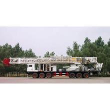 XJ160 type oilfield workover oil rig