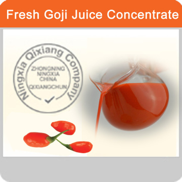 100% Pure Goji Berry Juice Concentrate