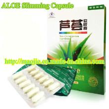 100% Natural Aloe Detoxification Weight Loss Capsule (MJ-24caps*1g)